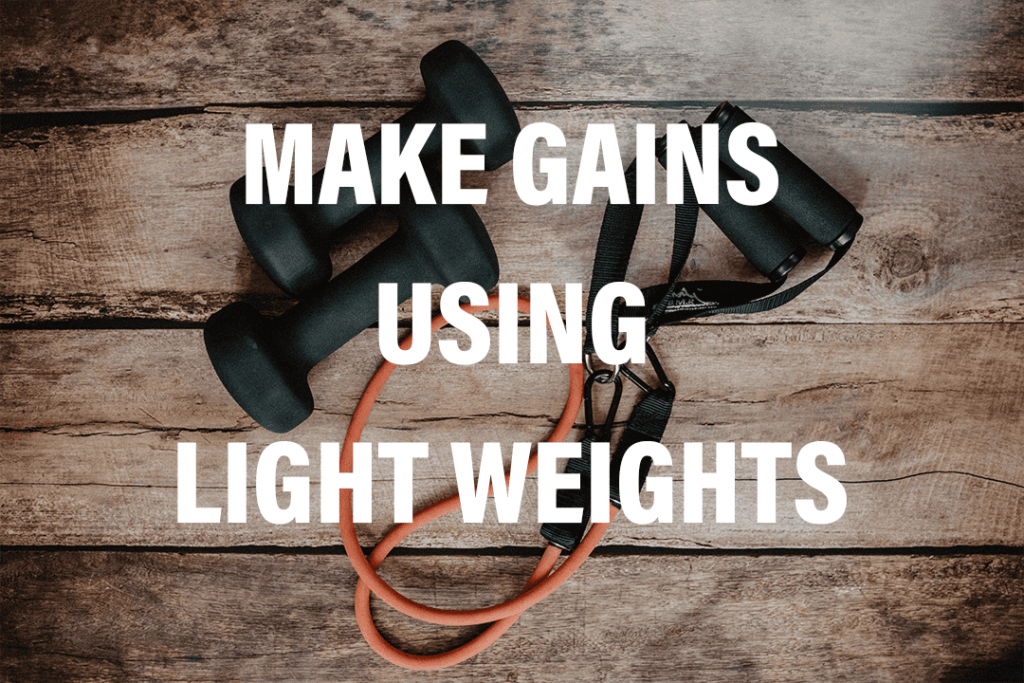 Lifting light weights vs heavy weights for strength and muscle gain featured image
